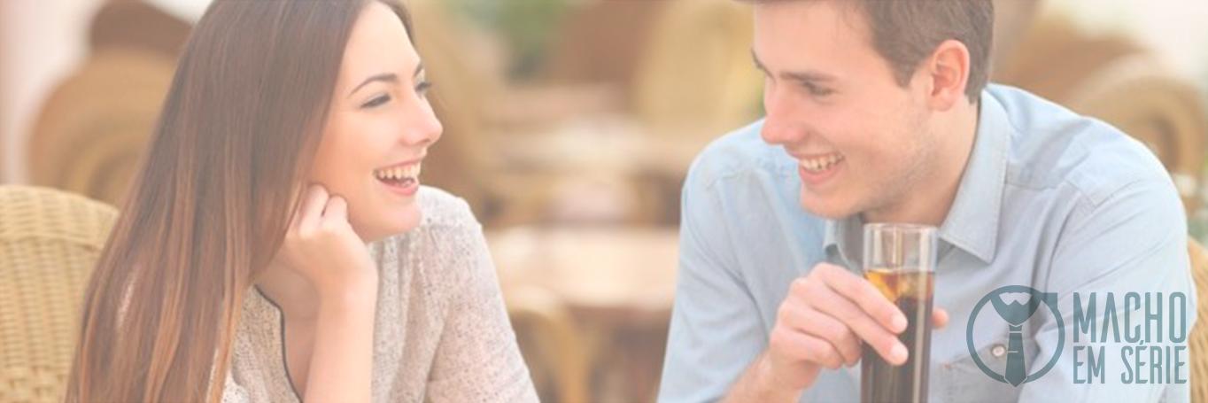 como manter a conversa com uma mulher