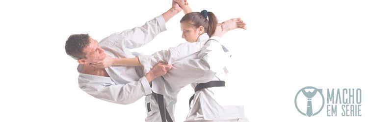tipos de artes marciais