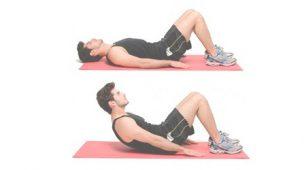 exercícios físicos para perder barriga