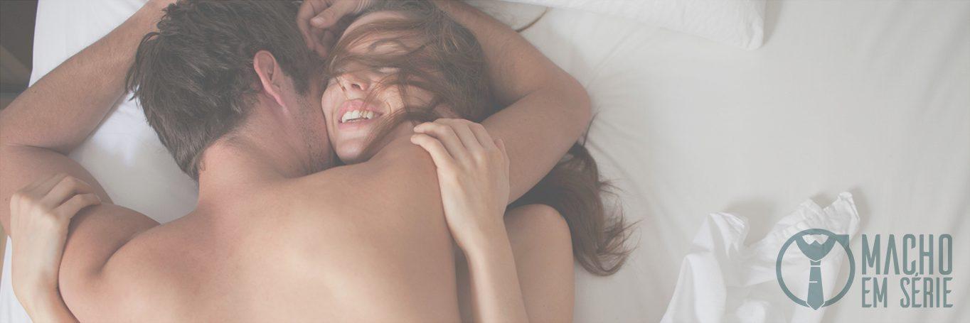 como dar prazer a uma mulher