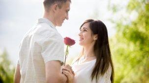 como ser romântico