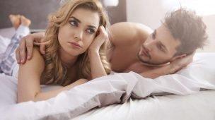 insatisfação sexual das mulheres